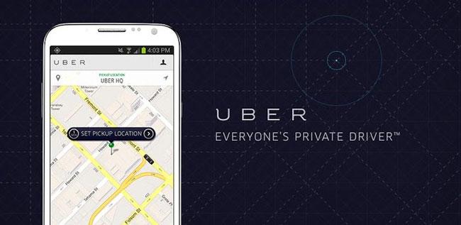 """Inde/viols: Uber lance un """"bouton panique"""""""