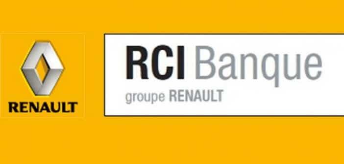 RCI Banque, filiale financière de Renault