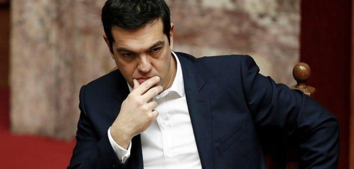 Alexis Tsipras face aux créanciers