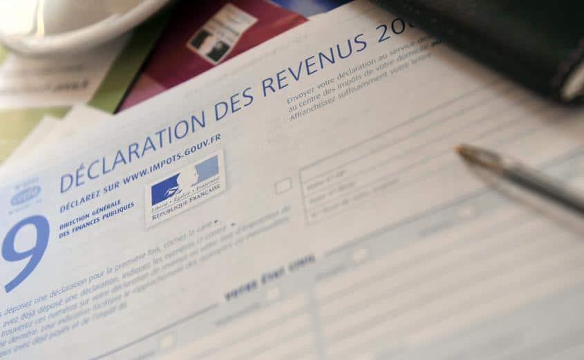 Impôts prélevé à la source en 2018