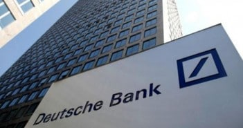 Démission des patrons de la Deutsche Bank