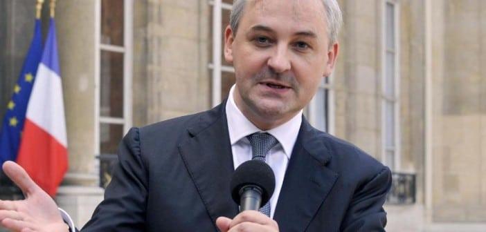 François Pérol, ancien conseiller économique de Sarkozy