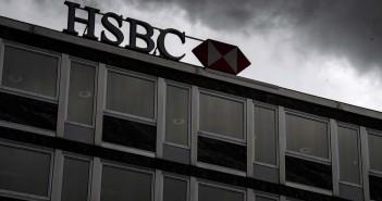 L'établissement bancaire HSBC