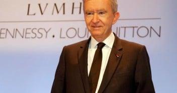 Bernard Arnault, patron de LVMH