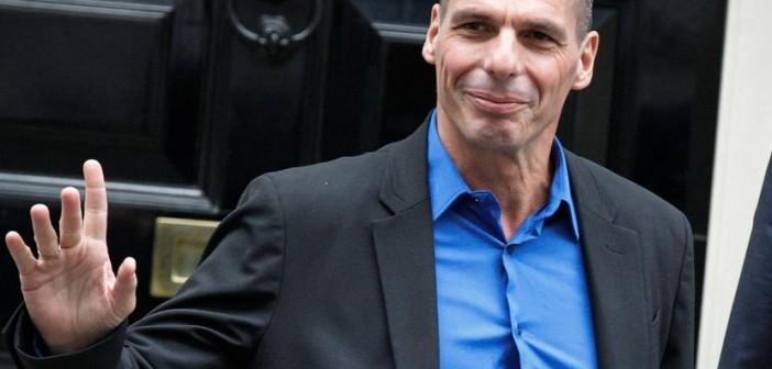 Démission de Yanis Varoufakis
