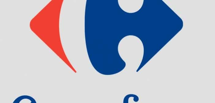 Logo du groupe Carrefour