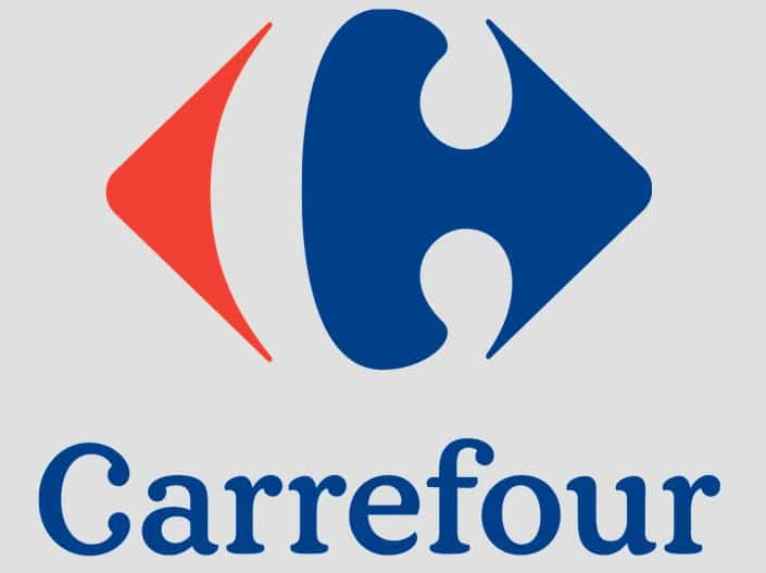Logo du groupe Carrefour