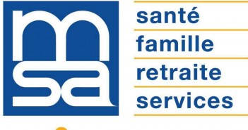 Logo de la Mutuelle sociale agricole