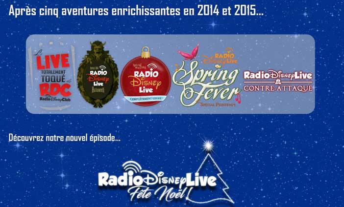 Consommation, Radio Disney Club, Radio Disney Club recherche sponsor