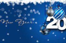 Carte de vœux virtuelle, Dromadaire, nouvel an 2017