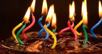 consommation, carte virtuelle de voeux, carte d'anniversaire