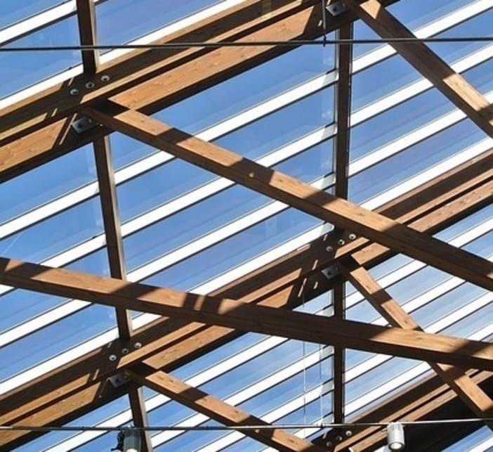 Toiture, panneaux éclairants, panneaux éclairants pour toiture