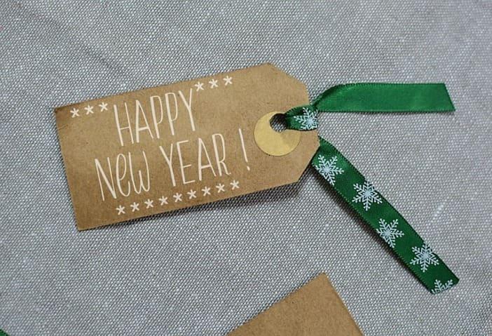 Carte de vœux virtuelle, adresser ses vœux, nouvelle année 2018