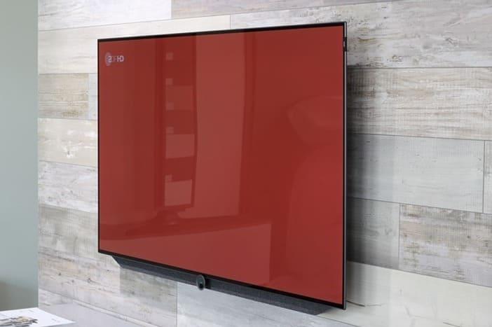 Consommation, tendance baissière du prix, TV Oled 4k