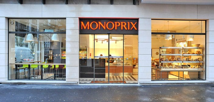 Partenariat Monoprix et Amazon pour la grande distribution alimentaire en France
